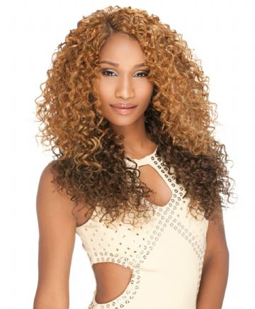 "BOHEMIAN WAVE PREMIUM TOO MIXX MULTI CURL WEAVE 16"" 18"" 20"" 22"" + PARTING"
